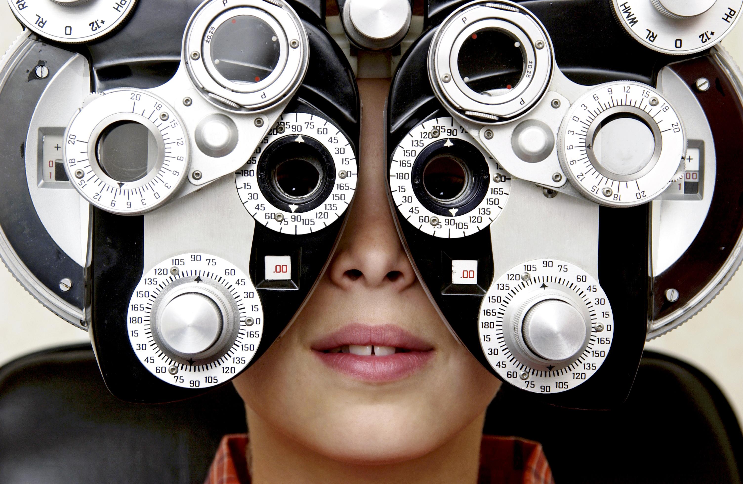 esame completo della vista